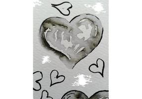 Free-watercolor-heart-vectors