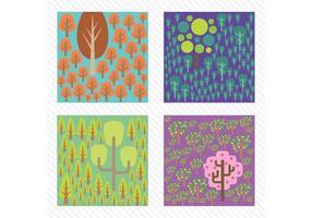 Tree Vector Backgrounds