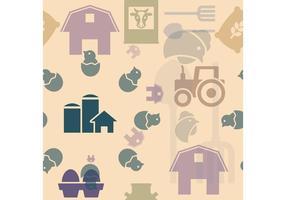 Farm Vector Icons