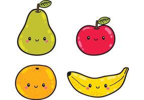 Free Fruits Vectors