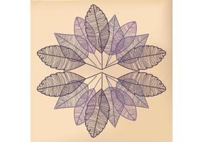Hand-drawn-leaves-vectors