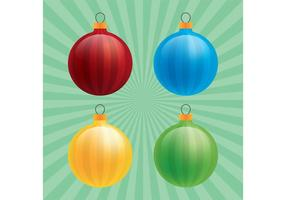 Glossy-christmas-ornament-vectors