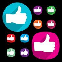 Wie Facebook-Vektoren