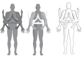 Human Vector Shape