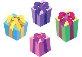 Geschenk-Vektoren