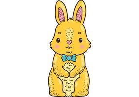Netter Bunny Freier Vektor