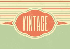 Striped-vintage-vector-background-two