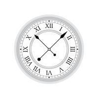 Alte Uhr Vektor
