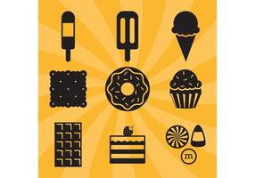 Candy Vector Icons