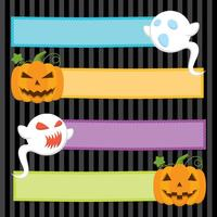 Halloween Banderoller