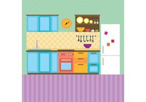 Moderne Keuken Vector