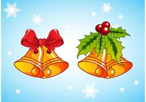 Jingle bells vector pack