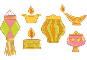 Gratis Happy Diwali vector