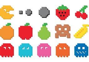 Pacman-vectoren