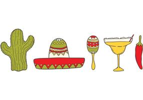 Free Cinco de Mayo Vectors