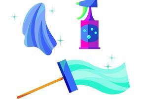 Clean Services Vectors