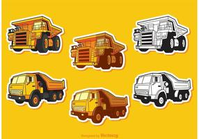 Dumper Vectors Pack
