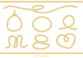 Vectores de la cuerda