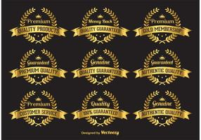 Gold Quality Labels