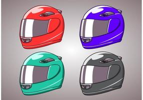 Motorcycle Helmet Isolated