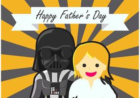 Fond d'écran Star Wars Fathers Day
