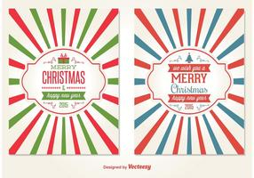 Retro-style-christmas-card-vectors
