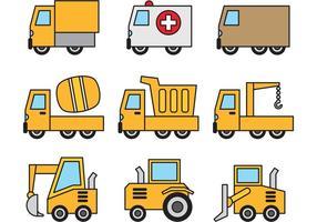 Vehicles Vectors