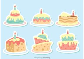 Colorful-vector-cartoon-birthday-cake-vectors-pack