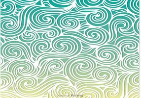 Line Swirly Pattern Vector