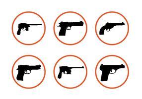 Formes d'armes diverses