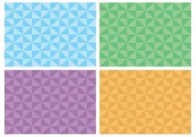 Patrón geométrico libre del vector