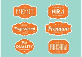 Quality-label-collection-vector