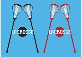 Lacross Stick Vectors