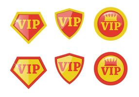 Vector vip icon pack