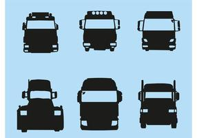 Free Car Vector Silhouette