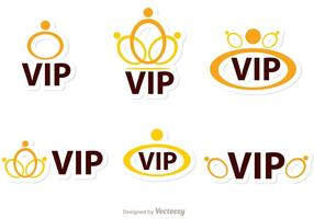 Ringen Vip Pictogrammen Vector Pack
