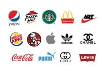 Brands of The World Vectors