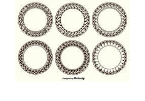 Dekorative Rahmenformen