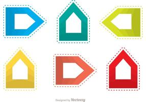 Bright Next Step Icons Vector Pack