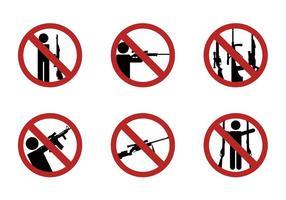 Inga jaktskyltar