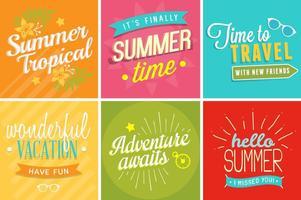 Señales de horario de verano