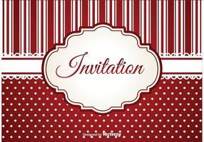 Einladungsschablone