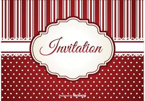 Uitnodigingsjabloon