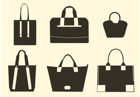 Silhouettes Vector Bag Bag