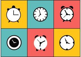 Relógios vetoriais