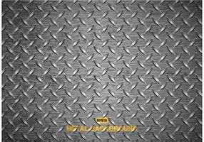 Vector Metal Diamond Plate Texture