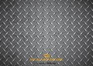 Free Vector Metal Diamond Plate Texture