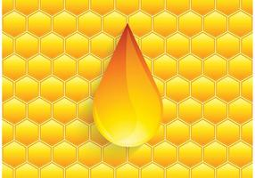 Free Vector Honey Gotelet