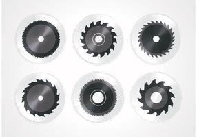 Conjunto de lâmina de serra circular