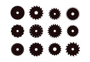 Circular-saw-blade-silhouettes